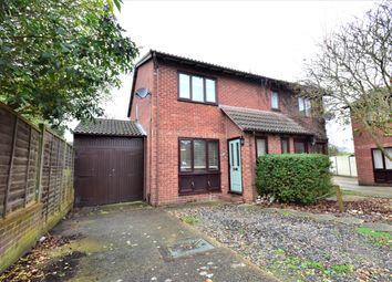 2 bed semi-detached house for sale in Primrose Close, Gosport PO13