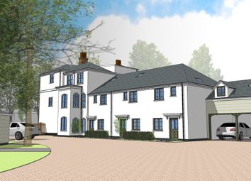 Thumbnail 3 bed mews house for sale in Church Road, Yelverton, Norwich