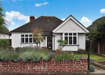 Thumbnail 3 bed detached bungalow for sale in Kilmiston Avenue, Shepperton, Middlesex