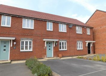 Thumbnail 3 bed town house for sale in Coronet Drive, Ibstock