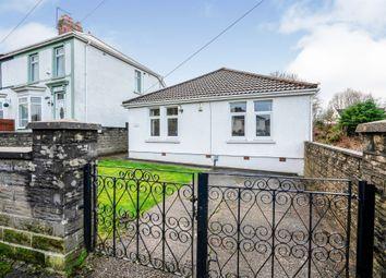 3 bed detached bungalow for sale in Bethel Road, Llansamlet, Swansea SA7