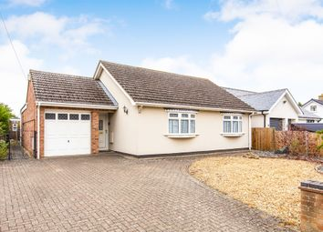 Thumbnail 3 bed detached bungalow for sale in High Street, Little Paxton, St. Neots