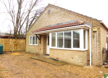 Thumbnail 2 bed detached bungalow for sale in Silver Street, March
