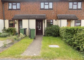 Thumbnail 2 bed terraced house to rent in Vine House Close, Mytchett, Camberley