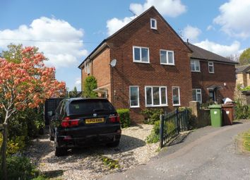 Thumbnail 4 bed semi-detached house for sale in Caishowe Road, Borehamwood