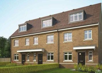 Thumbnail 3 bed terraced house for sale in Woodlands Avenue, Earley, Reading