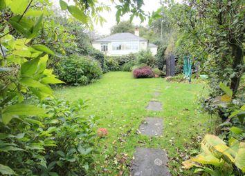 Thumbnail 2 bed bungalow for sale in Tavistock Road, Yelverton