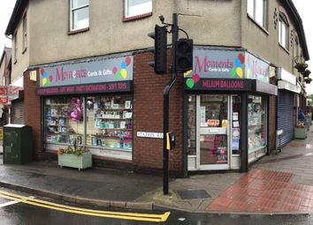 Thumbnail Retail premises for sale in The Cloisters, Wood Street, Earl Shilton, Leicester