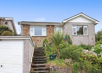 Thumbnail 2 bed detached bungalow for sale in St. Winnolls Park, Barbican Hill, Looe