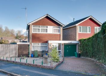 Thumbnail 3 bed detached house for sale in Berrington Close, Ipsley, Redditch