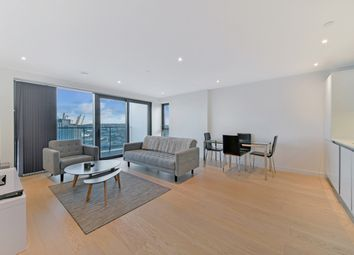 Thumbnail 3 bedroom flat to rent in Horizons Tower, Yabsley Street, Canary Wharf