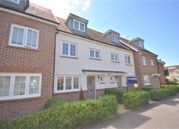 Thumbnail 4 bedroom terraced house to rent in Merlin Way, Jennett's Park, Bracknell