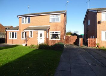 Thumbnail 2 bed semi-detached house for sale in Beech Grove, Crewe