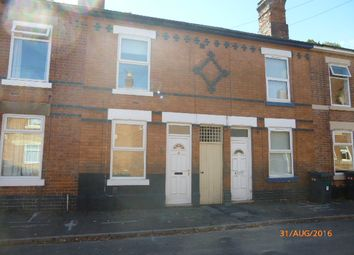 Thumbnail 4 bedroom shared accommodation to rent in Watson Street, Derby