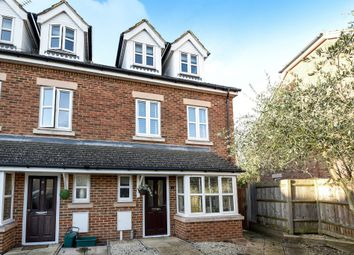 Thumbnail 3 bed end terrace house for sale in Millais Crescent, Ewell, Epsom