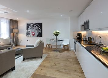 Thumbnail 1 bed flat to rent in 9 Sutton Court Road, Sutton