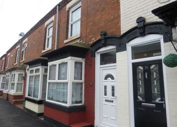 Thumbnail 2 bed terraced house to rent in Wood Green Road, Birmingham