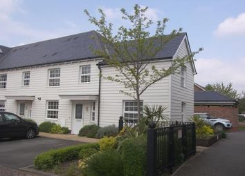 Thumbnail 3 bed end terrace house for sale in Southbourne, Emsworth, Hampshire