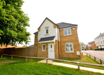 Thumbnail 3 bedroom detached house to rent in Mulberry Gardens, Great Cornard, Sudbury