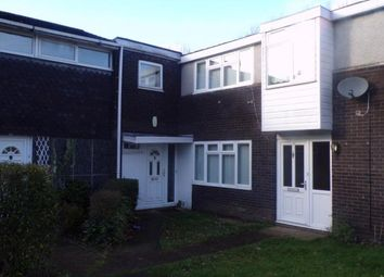 Thumbnail 4 bed terraced house for sale in Trindehay, Laindon, Basildon