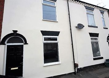 Thumbnail 2 bed terraced house to rent in James Street, Wolstanton, Newcastle