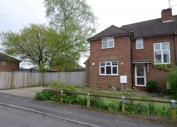 Thumbnail 2 bed semi-detached house to rent in Wood Lane, Farnborough