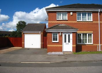 Thumbnail 3 bed semi-detached house for sale in Deighton Grove, Coventry
