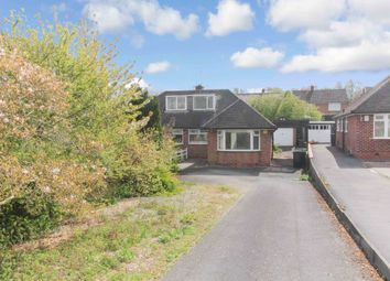 Thumbnail 2 bed bungalow for sale in Green Drive, Wilmslow