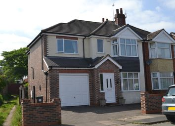 Thumbnail 3 bed semi-detached house for sale in Gladstone Street, Stoke-On-Trent