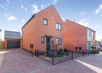 Thumbnail 3 bed semi-detached house for sale in Smithurst Road, Giltbrook, Nottingham