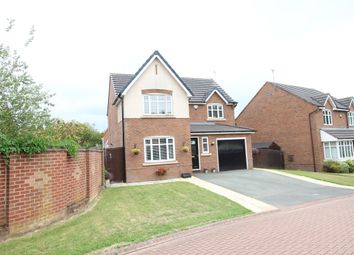 Thumbnail 3 bed detached house for sale in Upton Close, Winsford