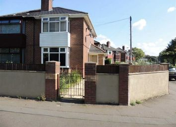 Thumbnail 2 bed semi-detached house for sale in Herne Street, Openshaw, Manchester