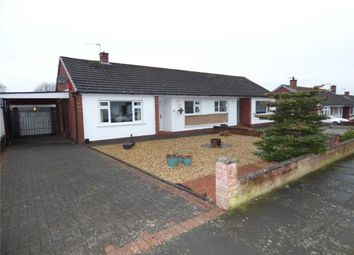 Thumbnail 2 bed semi-detached bungalow for sale in Kelvin Grove, Carlisle, Cumbria
