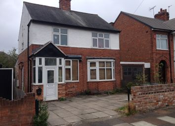 Thumbnail 2 bed flat to rent in Barbara Road, Rowley Fields, Leicester