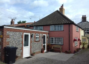 Thumbnail 2 bed semi-detached house for sale in 6 Newport Cottages, Newport Road, Hemsby, Norfolk