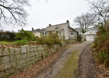 Thumbnail 3 bed detached bungalow for sale in Penwarne Road, Falmouth
