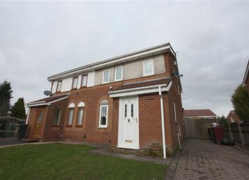 Thumbnail 3 bed semi-detached house to rent in Highwood Close, Breightmet, Bolton