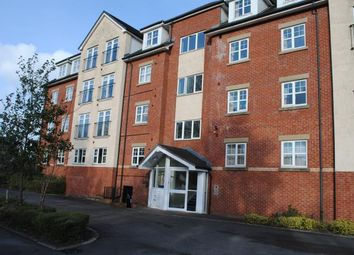 Thumbnail 2 bed flat for sale in Egremont Court, Wilderspool Causeway, Warrington, Cheshire