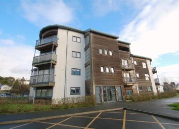 Thumbnail 2 bedroom flat for sale in Endeavour Court, Stoke, Plymouth