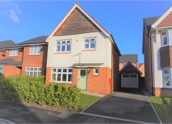 Thumbnail 3 bed detached house for sale in Handlake Drive, Liverpool