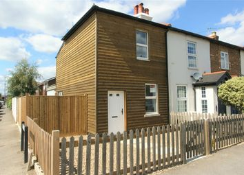 Thumbnail 2 bed cottage to rent in Molesey Road, Hersham, Walton-On-Thames, Surrey
