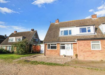 Thumbnail 2 bed semi-detached house for sale in Elm Tree Grove, Keysoe, Bedford