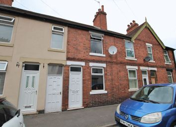 Thumbnail 3 bedroom terraced house for sale in Craven Street, Burton-On-Trent