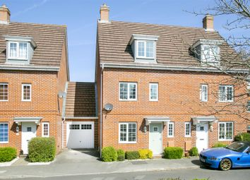 Thumbnail 4 bed town house for sale in School Close, Worting, Basingstoke