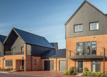 "Thumbnail 4 bed semi-detached house for sale in ""The Henry"" at Stoney Mews, Winchester"