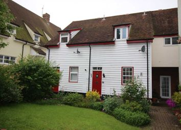 2 bed terraced house to rent in Barn View Road, Coggeshall, Colchester CO6