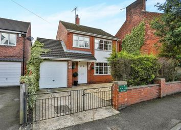 Thumbnail 3 bedroom detached house for sale in Priestsic Road, Sutton-In-Ashfield, Nottinghamshire, Notts