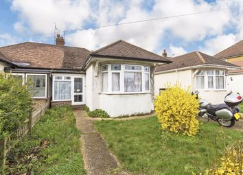 Thumbnail 2 bed bungalow to rent in Chester Avenue, Twickenham