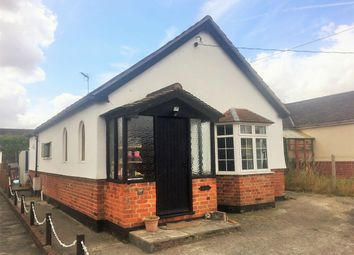 Thumbnail 2 bed detached bungalow for sale in Jubilee Avenue, Broomfield, Chelmsford, Essex