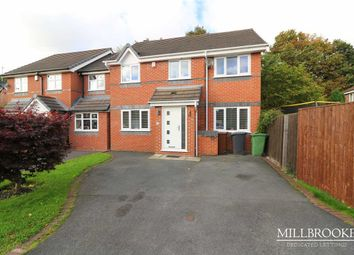 Thumbnail 4 bed detached house to rent in Petrel Close, Astley